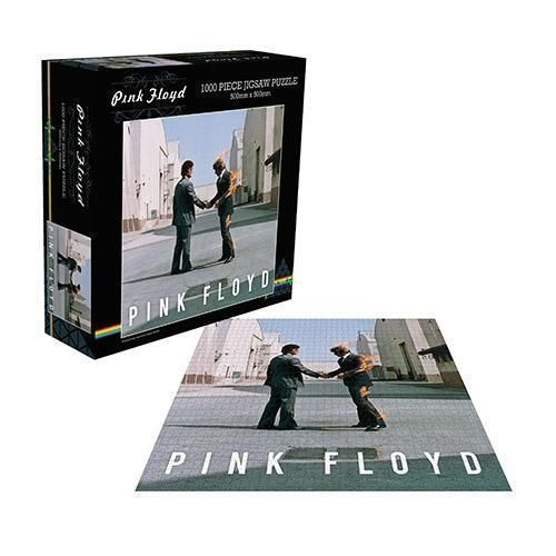 Pink Floyd Wish You Were Here 1000 Piece Jigsaw Puzzle Fun Activity Gift Idea