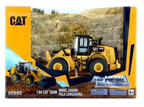 Caterpillar CAT 950M Wheel Loader 1:64 Scale Kids Toy Collectible Diecast Model Replica