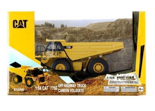 Caterpillar CAT 775E Off-Highway Truck 1:64 Scale Kids Toy Collectible Diecast Model Replica