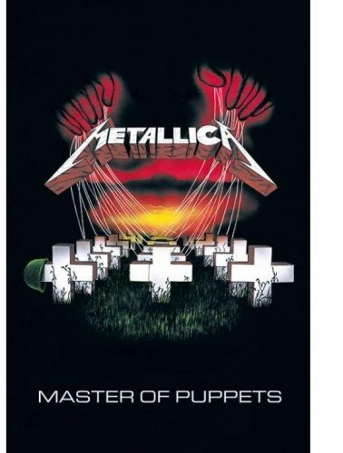 Metallica Master Of Puppets Rolled Poster Print Decorative Wall Hanging 610mm x 915mm Slot #51