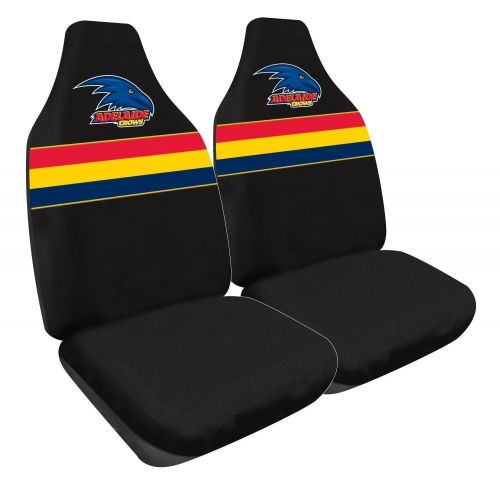 Adelaide Crows AFL 2 Front Car Seat Covers
