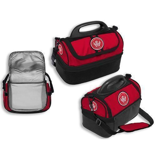 Western Sydney Wanderers A-League Kids Cooler Bag Lunch Box Insulated Multi Storage