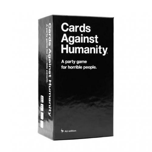 Cards Against Humanity Australian Edition Base Set with 550 Cards - A Party Game for Horrible People