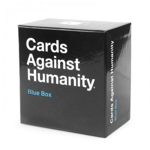Cards Against Humanity Blue Box Expansion Pack - A Party Game for Horrible People