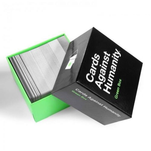 Cards Against Humanity Green Box Expansion Pack - A Party Game for Horrible People