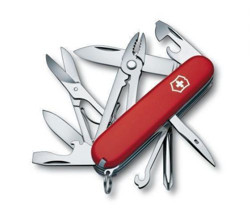 Victorinox Swiss Utility Deluxe Tinker 17 Functions Swiss Army Pocket Knife