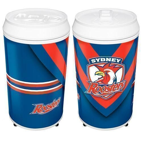 Sydney Roosters NRL 40L Can Shaped Fridge