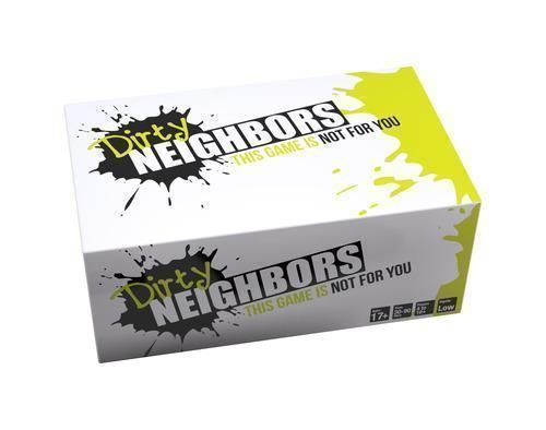 Dirty Neighbors - Party Card Game To Play With Your Neighbours