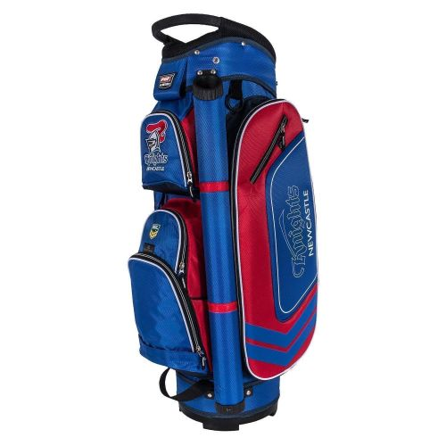 Newcastle Knights NRL Team Deluxe Golf Cart Bag