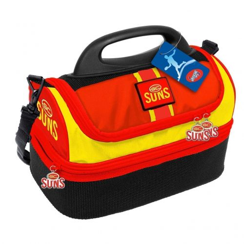Gold Coast Suns AFL Kids Cooler Bag Lunch Box Insulated Multi Storage