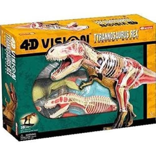 Tyrannosaurus T-Rex 4D Vision Anatomy Model 39 Parts with Stand