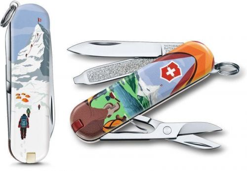 Victorinox Call Of Nature Scene In Case Small Swiss Army Pocket Knife